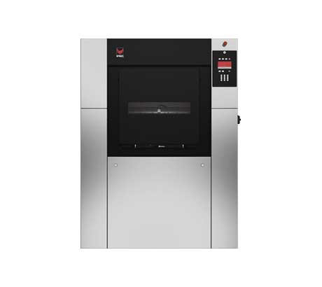 IPSO IMB500 барьерная стирально-отжимная машина (загрузка 50 кг)