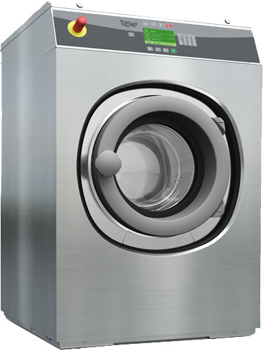 UniMac UY105 (загрузка 10.5 кг) подрессоренная стирально-отжимная машина