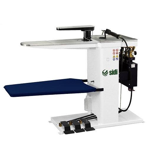 Пятновыводной стол SIDI S-782 с аспиратором