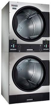 Сушильная машина IPSO DR 445 (загрузка 2 х 16,8 кг)