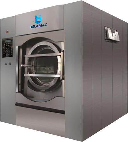 BELAMAC BXT50 (загрузка 54 кг) подрессоренная стирально-отжимная машина