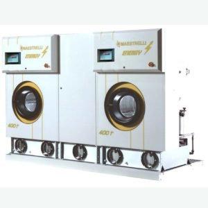 MAESTRELLI ENERGY TWIN450 Машина химчистки (5 баков, ПХЭ, загрузка 20+20 кг)