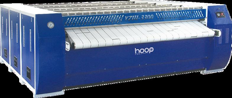 HOOP YZIV-3000 Индустриальный гладильный каландр 4 вала, пар