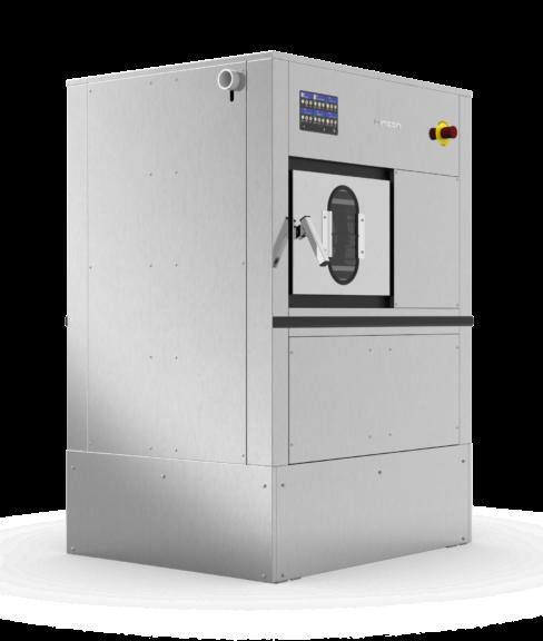 IMESA D2W-23 (загрузка 23 кг) барьерная стирально-отжимная машина