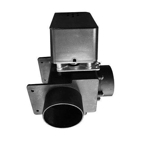 """Клапан сливной DSF-00 (3"""") аналог MDB-O-3RA. Для проф. стиральной машины"""