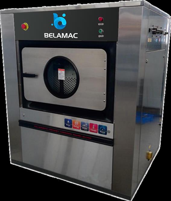 BELAMAC BWG35 (загрузка 35 кг) барьерная стирально-отжимная машина