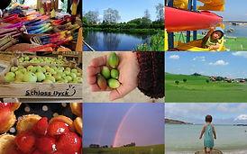 子供とホームステイ、親子留学、ドイツ自然療法、ドイツの自然、シュタイナー教育、