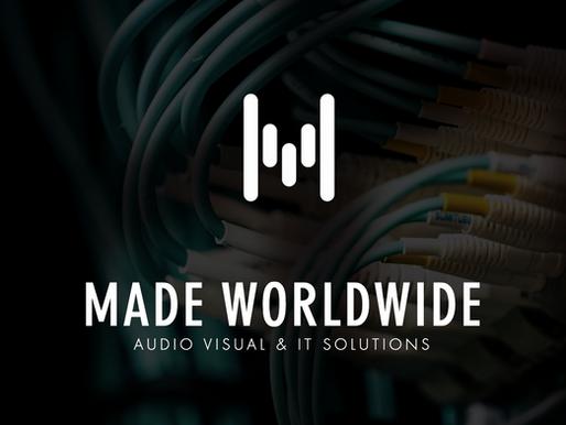 MADE Worldwide Rebrand, New Website & Blog