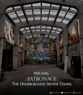 Patronage: The Underground Sistine Chapel