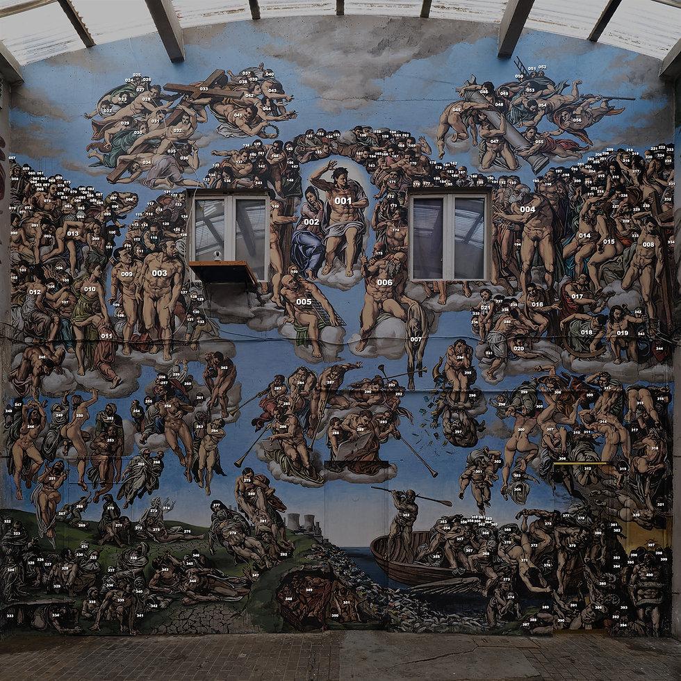 Sistine-Underground-Last-Judgment-charac