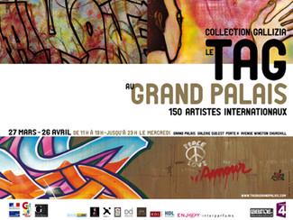 Exposition : Le Tag au Grand Palais