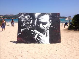 Peintures sur bois en Corse