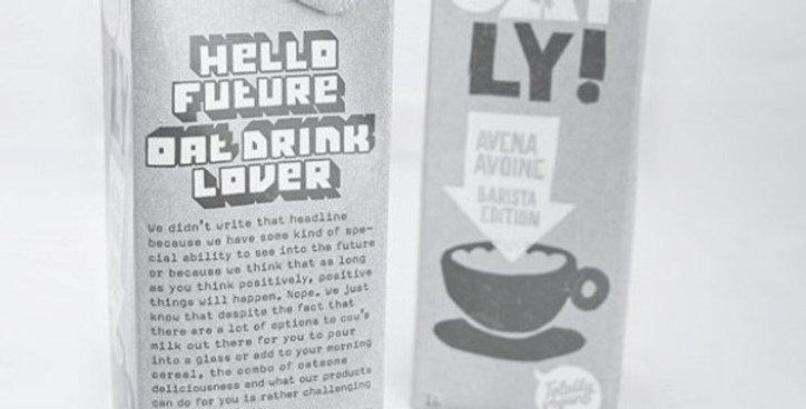 Oat Drink - Barista Edition MYLK