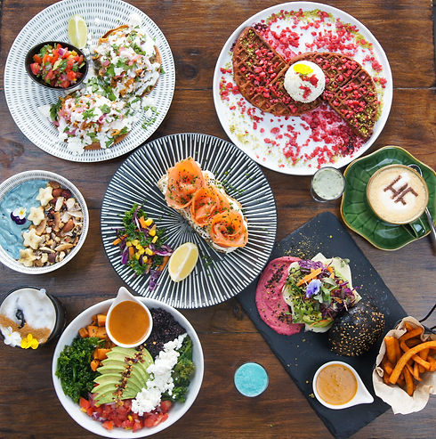 Health, Vegan & Gluten Free Food in San