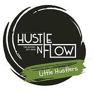 Little Hustler Logo Little Hustlers · Healthy Kids Lunches