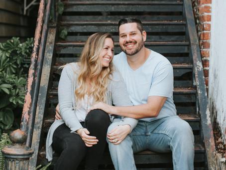 Dustin & Jessica - Engaged