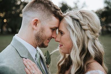 Stephanie & Josh Hansen Wedding 12.15.20