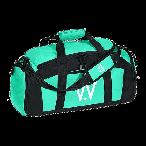 Teal Duffel Bag