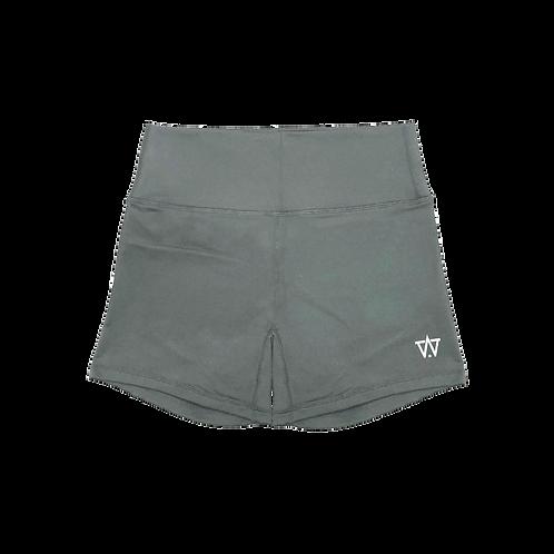 Booty Shorts - Gray