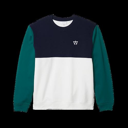 Mens's Sweatshirt - Teal