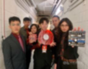 2019全美獨立音樂獎在台灣時間23日上午7時於紐約頒獎,台灣樂團美秀集團以專輯