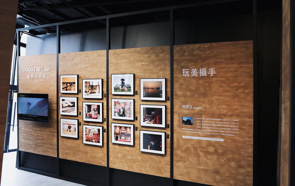 楊凱文 攝影展區