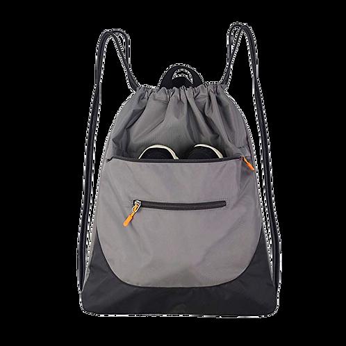 2-pocket Drawstring Bag