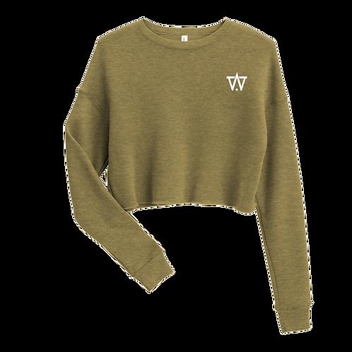 Women's Sweatshirt - Khaki