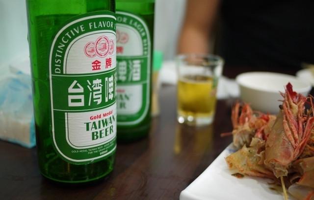 幾乎全台大街小巷都能見到台灣啤酒的蹤影