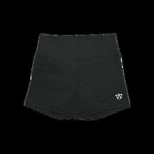 Booty Shorts - Black