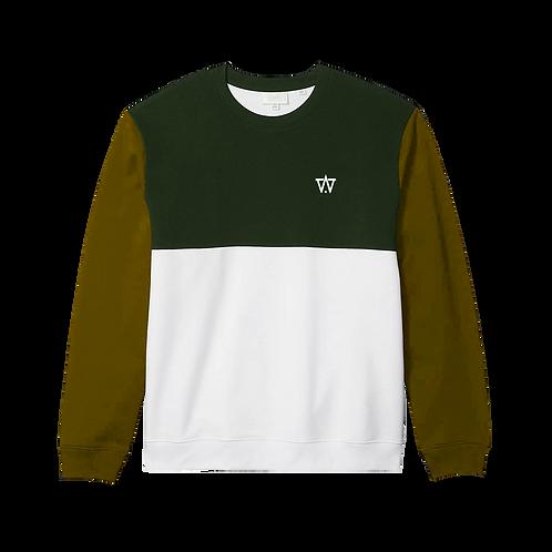 Men's Sweatshirt - Khaki
