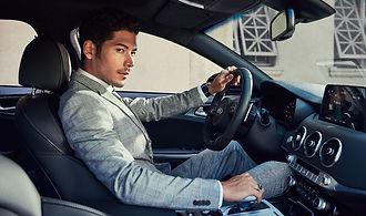 你從沒看過的 KIA -「今年最受矚目的一台車-Stinger」  GQ瀟灑男人