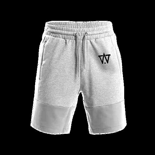 Men's Training Shorts - White