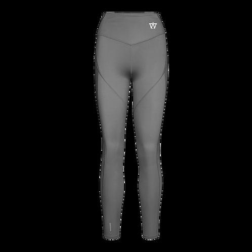 Women's Training Leggings - Gray