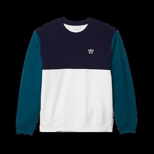 Men's Sweatshirt - Shades of Blue