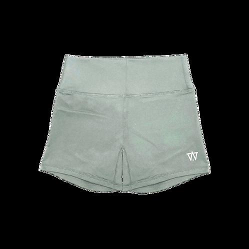Booty Shorts - Light Green
