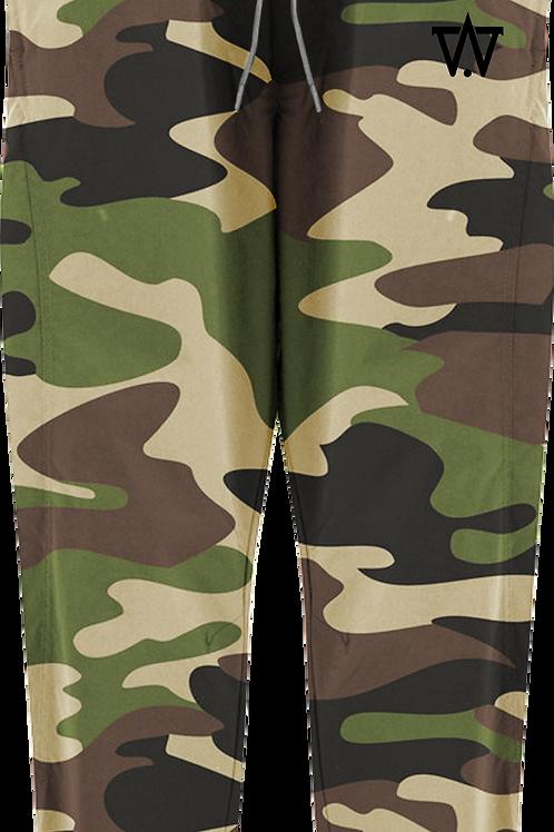 Men's Training Pants -  Camo