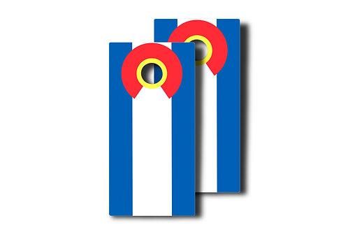 CO Flag Set