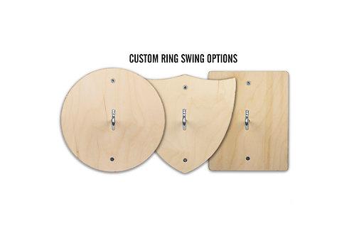 Custom Design Ring Swing