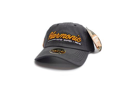 Harmonic Script Hat