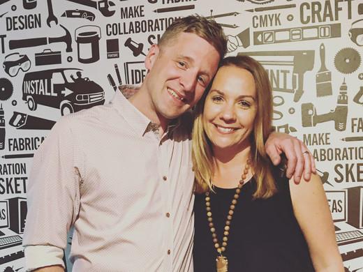 Voyager Denver Article - Meet Tyler + Barb Lindvall of Harmonic Media