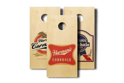 Harmonic Beer Sets