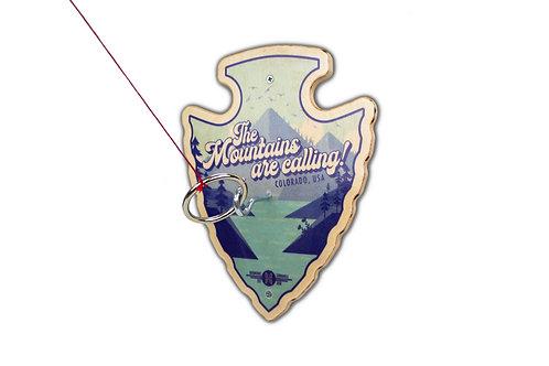 Arrowhead Ring Swing