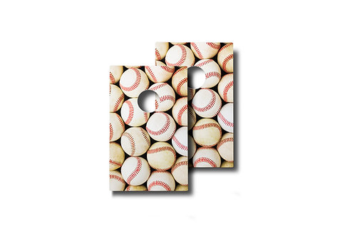Baseballs Set