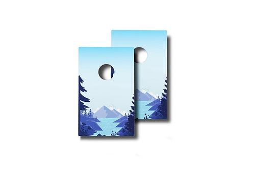 Vector Mountain Set
