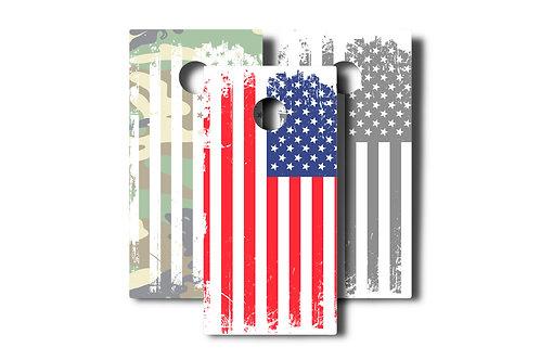 American Flag Sets