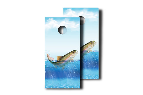 Rainbow Trout Set