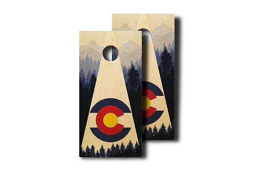 Colorado Tree Line Set