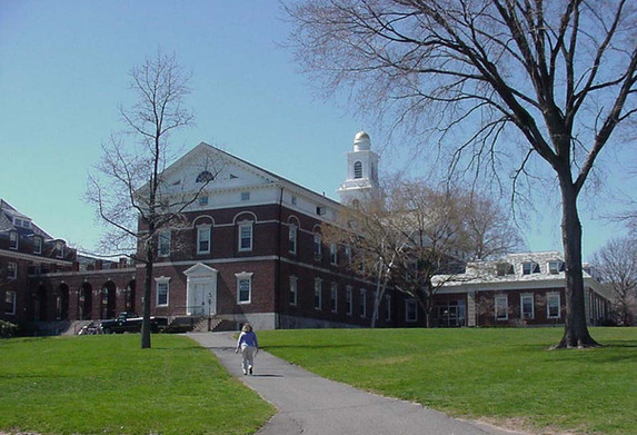 Choate Rosemary Hall | Andrew Mellon Library