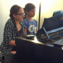 2016 Four Hand Piano